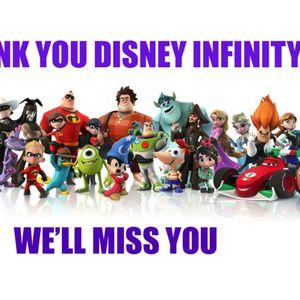 #014 - Disney Infinity No More