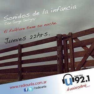 Sonidos de la infancia 2013 - Programa 06 - Bloque 01