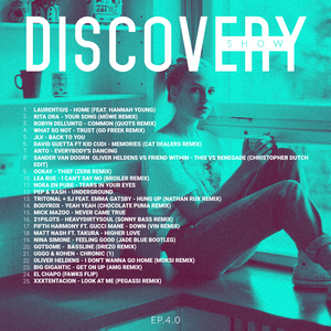DISCOVERY SHOW 4.0