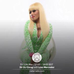 Sir DJ Corey w Lisa Mercedez - 12th May 2017