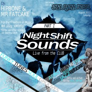 NightShiftSounds - live at Staubsauger 2011 - part 1