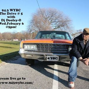 The Drive @ 5 funk mix on 94.3 WYBC part 2