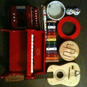 Ma boîte à musiques
