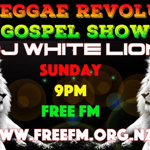 Gospel Reggae Mix 1  By Dj White Lion