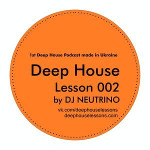 Dj Neutrino - Lesson 002