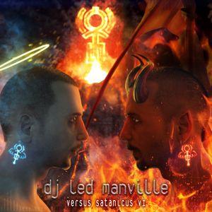 DJ Led Manville - Versus Satanicus VI (2014)