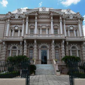 Entre pasado y presente: Museo Regional de Yucatán. Palacio de Cantón_Cápsula
