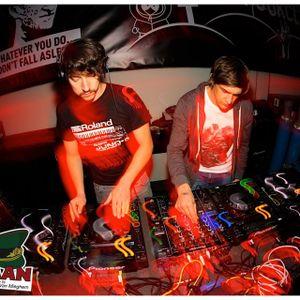 Deafman ( Dj Set ) @ Culture Club Ghent 3-11-2012