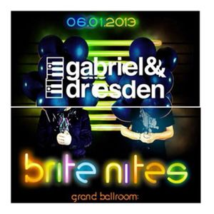 Gabriel & Dresden Live at Webster Hall, NYC 06-01-13