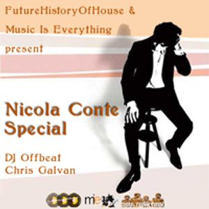 Nicola Conte Special (Music is Everything and Soul Funktion Radio)