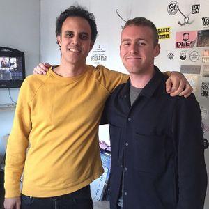 Four Tet & Anthony Naples @ The Lot Radio 11-02-2017