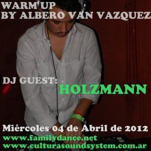 Warm Up Emisión 5 Miércoles 04 de Abril de 2012
