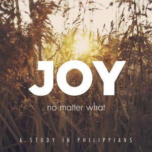 Joy Overcomes Worry - AM - Becs Green