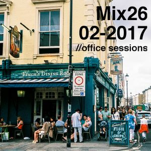 Mix26-02-2017 // office sessions