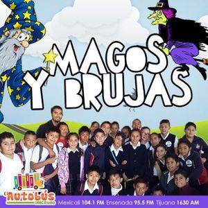 EL AUTOBÚS - Magos y Brujas con los alumnos de la Prim. Valles de Baja California