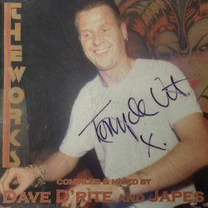 The Works of TDV Disc 1 compiled and mixed by Dave D'Rite and John-Paul Japes