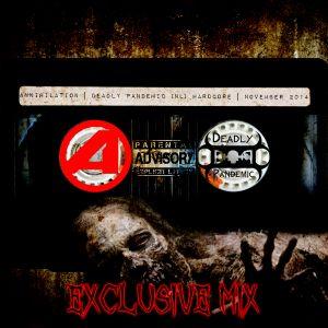 Annihilation | Deadly Pandemic (NL) LIVE! @ Hardcore | November 2014