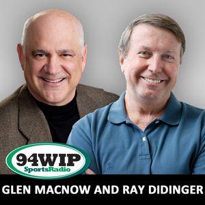 Glen Macnow and Ray Didinger Sunday Midday 3-25-18