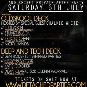 D etached boat party teaser july 2013