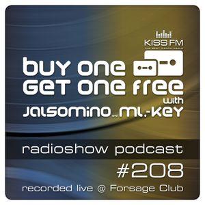 Buy One Get One Free Radioshow (ep.#208)