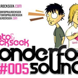 Wonderfool Sounds #005