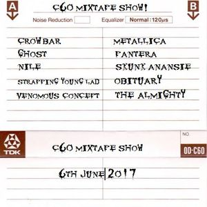 The C60 Mixtape Show 6th June 2017