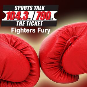 Fighter's Fury 5-1-2016 - Vitor Joins The Show, Canelo vs Khan preview