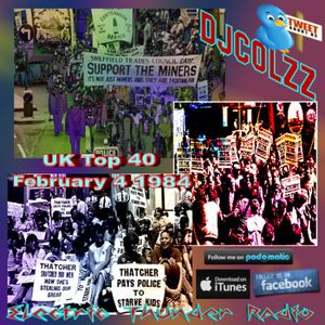 UK Official Top 40 February 4 1984