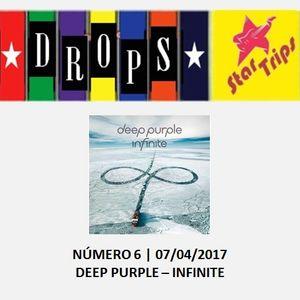 Drops Star Trips - Edição 6 - Deep Purple - Infinite
