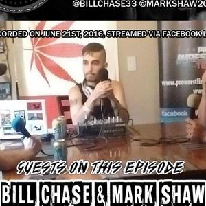 Weekly Wrestling Podcast Ep. 27 - 'Fringe 'Pro' Wrestling'