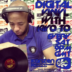 Kiyo To - Digital Vinyl Session #025