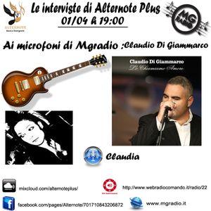 Le interviste di Alternote Plus Claudio Di Giammarco