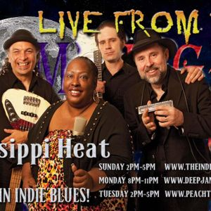 LIVE from the Midnight Circus 7/14/2015 with Mississippi Heat