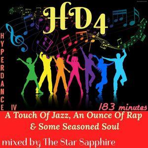 HyperDance IV: A Touch Of Jazz, An Ounce Of Rap & Some Seasoned Soul
