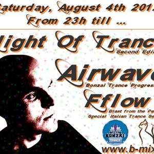 FFLOW ( Blast From The Past) - Night Of Trance #2 du 04/08/12