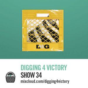 Digging 4 Victory 34 – June 2018