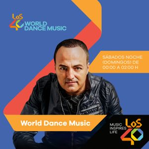 02/10/2016 World Dance Music de 00:00 a 01:00