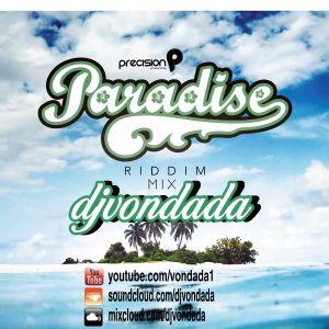 PARADISE RIDDIM MIX - DJ VONDADA (2013 SOCA)