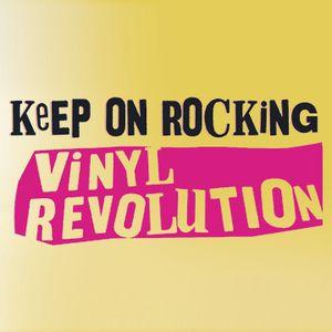 Keep On Rocking, Vinyl Revolution 6 aprile 2017 2