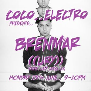 Coco..Electro with Monday Night Mix from Brenmar - 13th June