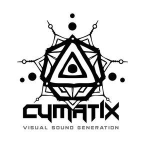 Visual Sound Generation @ Cymatix Feat. Gidra (Sept 2014)