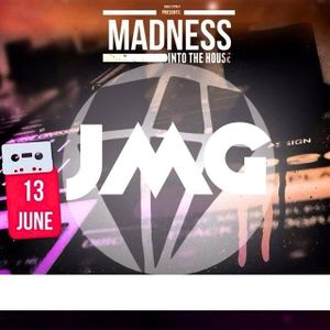 Joshua Moore Garcia LIVE @Into The Madness Festival (ON THE BOAT STAGE) 18/6/15 FULL SET