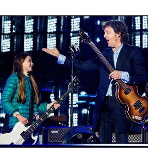 "31. A Hard Day's Night — Sir Paul McCartney, Abe Laboriel, Brian Ray, Rusty Anderson, Paul ""Wix"" Wic"