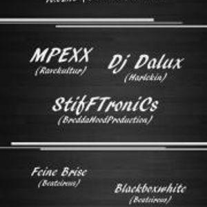 DJ DaLux @ BH-Club - 16.02.13 - WarmUp