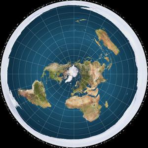 Earth is flat