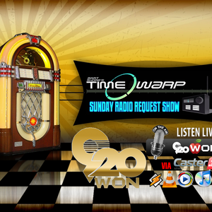The Time Warp Sunday Request Show (1/20/19)