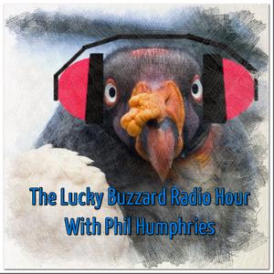 The Lucky Buzzard Radio Hour Sept 2017