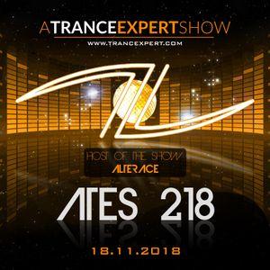 A Trance Expert Show #218