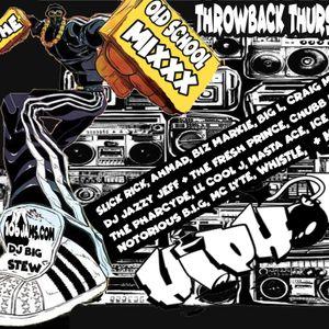 Dj Big Stew - Throwback Thursday 62019