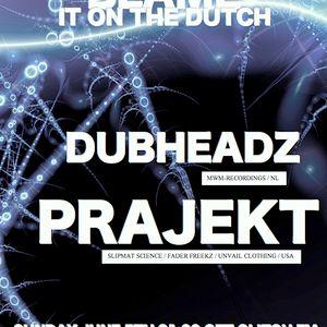 Blame it on the dutch #7 part 2 feat Prajekt (USA)